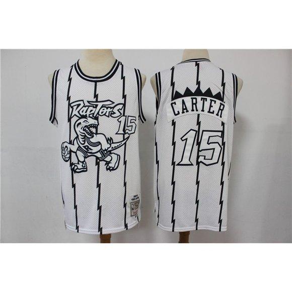 Other - Toronto Raptors Vince Carter White  Jersey